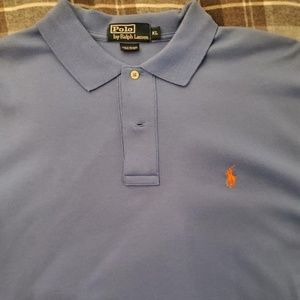 NWOT 3 XL Ralph Lauren classic cotton Polo shirts